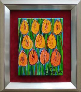 Żółte tulipany (XXIII)
