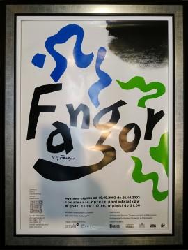 Wojciech Fangor Retrospektywa /AUTOGRAF