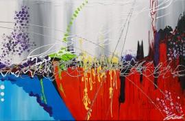 Kolorowa Abstrakcja II/Architektura