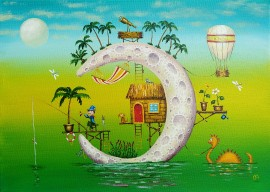 Muzyk księżycowy