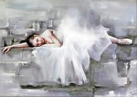 Baletnica tancerka