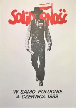 Solidarność 4.VI.1989 W samo południe