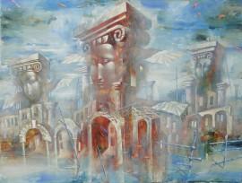 Grecki motyw architektoniczny I