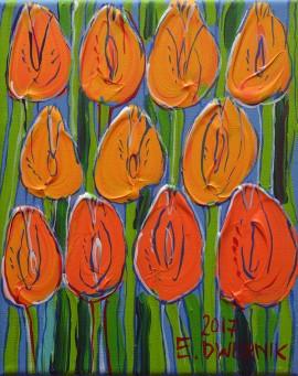 Kwiaty-tulipany 1