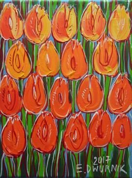 Kwiaty-tulipany 3