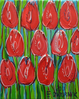 Kwiaty-tulipany 5
