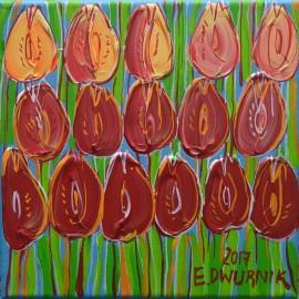 Kwiaty-tulipany 6