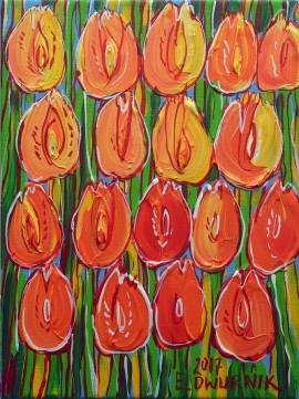 Kwiaty-tulipany 7