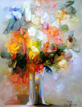 Kwiaty VI