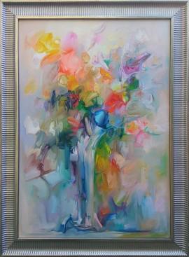 Kwiaty VII