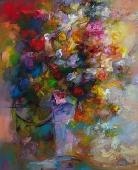 Kwiaty XVII