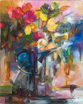 Kwiaty XVIII