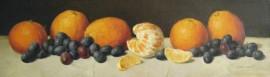 Martwa natura z pomarańczami