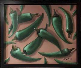 Papryczki zielone