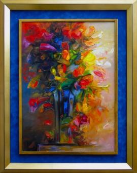 Płomienne kwiaty