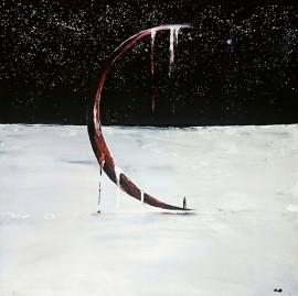 Wypalony księżyc