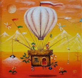 Balonem na koniec świata