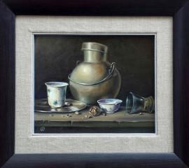 Still life with a jug