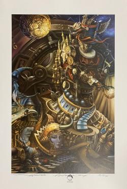 Apoteoza magii- B1(edycja 3/50)