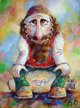 Żyd dewizowy na szczęście
