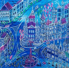 Łódź Niebieska (Cykl Miasta Polski)