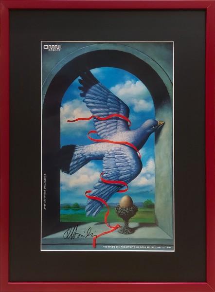 Cover July 1992 Rafał Olbiński/Autograf