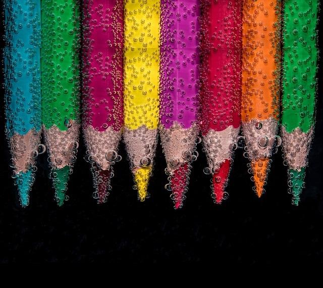 Wpływ barwy na percepcję odbiorcy sztuki