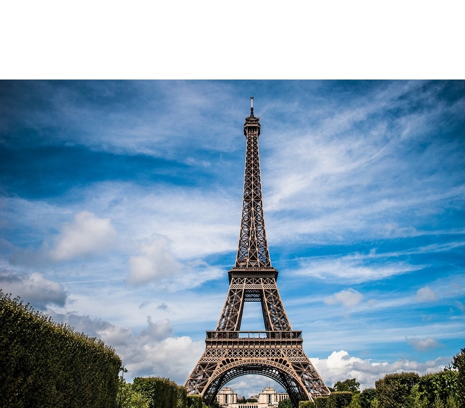Paryż || mekka artystów z całego świata