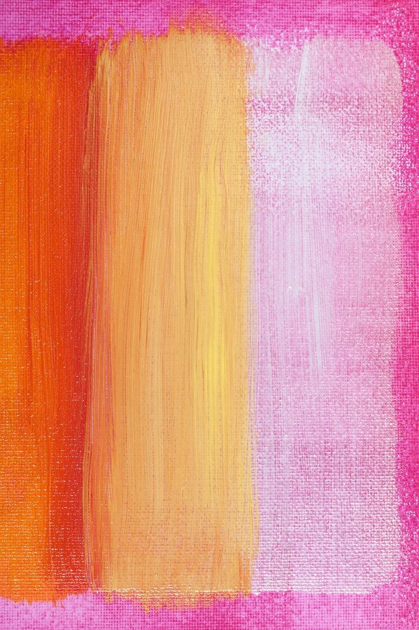 Color Field Painting || Abstrakcja koloru i przestrzeni