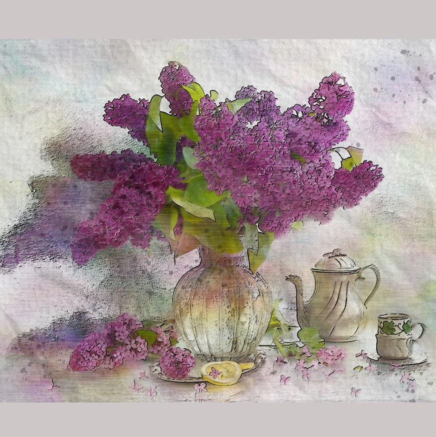 Kompozycje kwiatowe w malarstwie || Vademecum