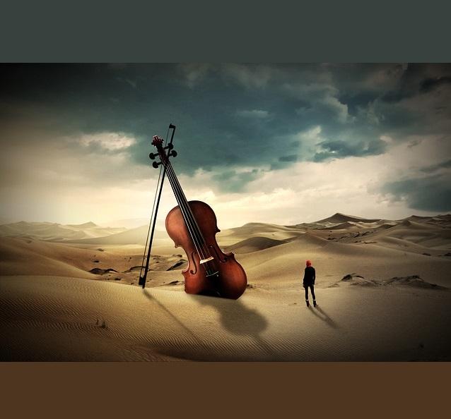 Muzyka inspiracją dla artystów || Symbioza sztuk