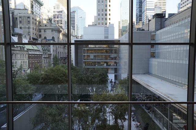Rewolucja w Museum of Modern Art