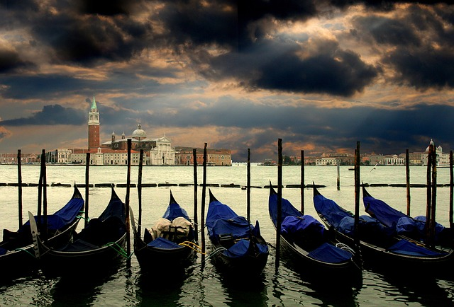 Wenecja || Miasto sztuki, światła i wody