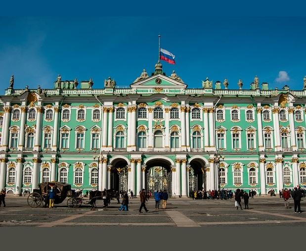 Ermitaż, czyli rosyjski Luwr || Ciekawostki