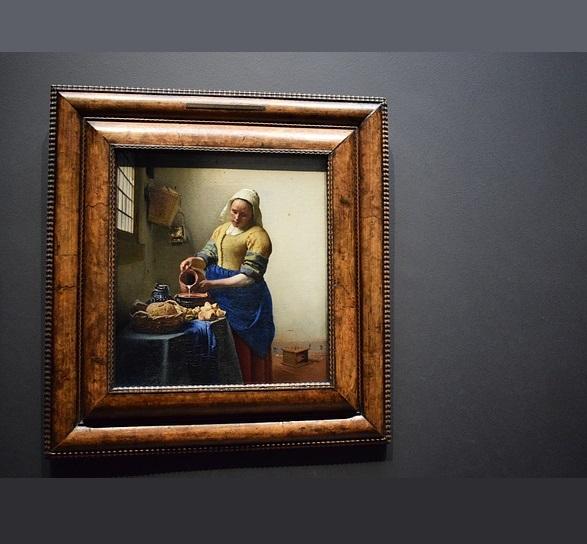 Złoty Wiek malarstwa holenderskiego na cenzurowanym