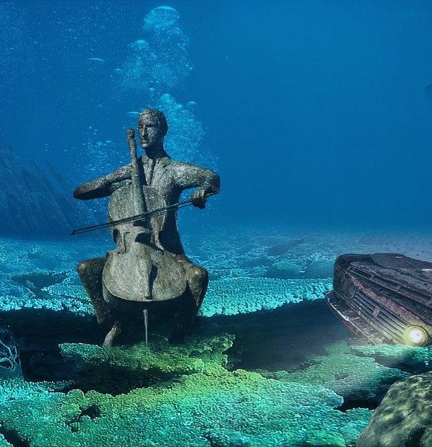 5 podwodnych galerii sztuki na świecie