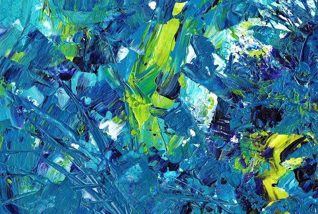 Malarstwo akrylowe || Techniki popularne w 2020