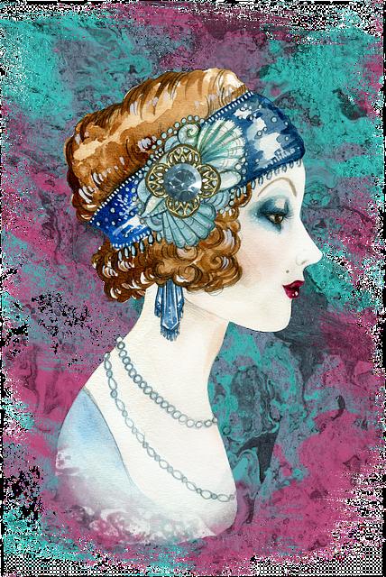 Motyw kobiety w malarstwie art deco. Galeria Sztuki Foksal 17