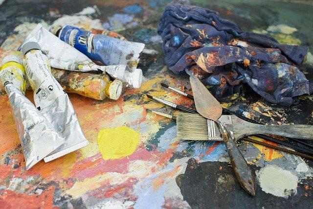 Impasto || Warstwy artystycznej ekspresji