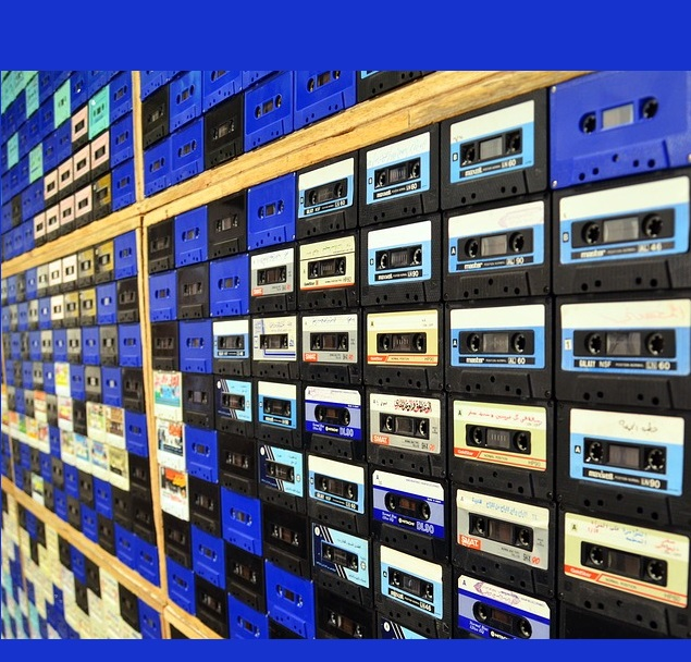 Obrazy olejne i technologie audio  ||  Przegląd
